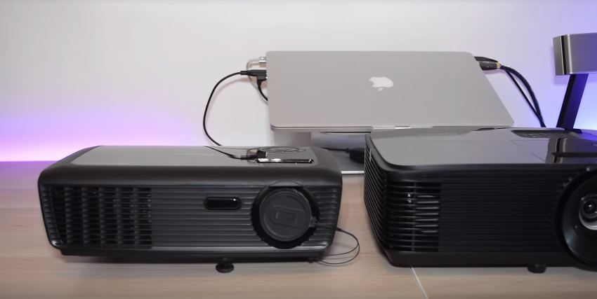 Projector features explained