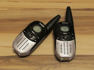 Walkie talkie privacy during a cruise - Tips