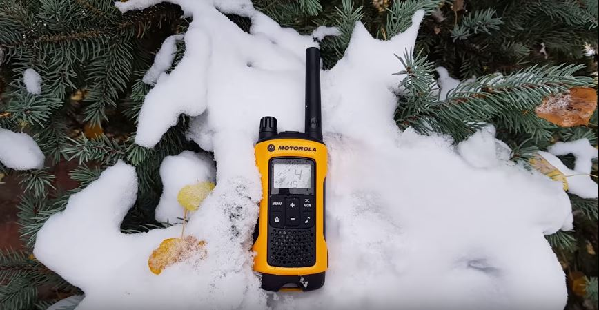 best long range walkie talkie